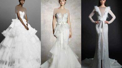 e7b296ce5761eb03898672900c5565dd donoghte.com  1000x600 390x220 - ۶۲ مدل لباس عروس جدید و شیک ۲۰۲۱ برای سورپرایز عروسهای لاکچری