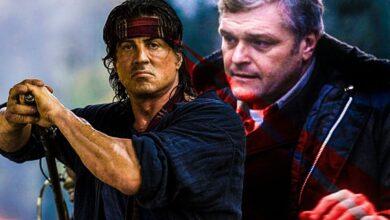 sylvester Stallone Rambo 4 original villain return teasle 390x220 - نسخه ای متفاوت از Rambo 4 که شاهد بازگشت شخصیت منفی اولین خون بود