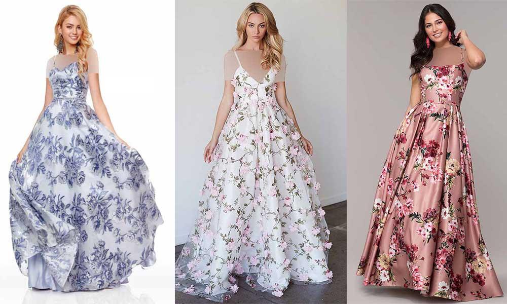 79360a43dd5a897f779cc13442732594 donoghte.com  - ۳۵ مدل لباس مجلسی گلدار جدید از پیراهن های مجلسی و خانگی ۲۰۲۱