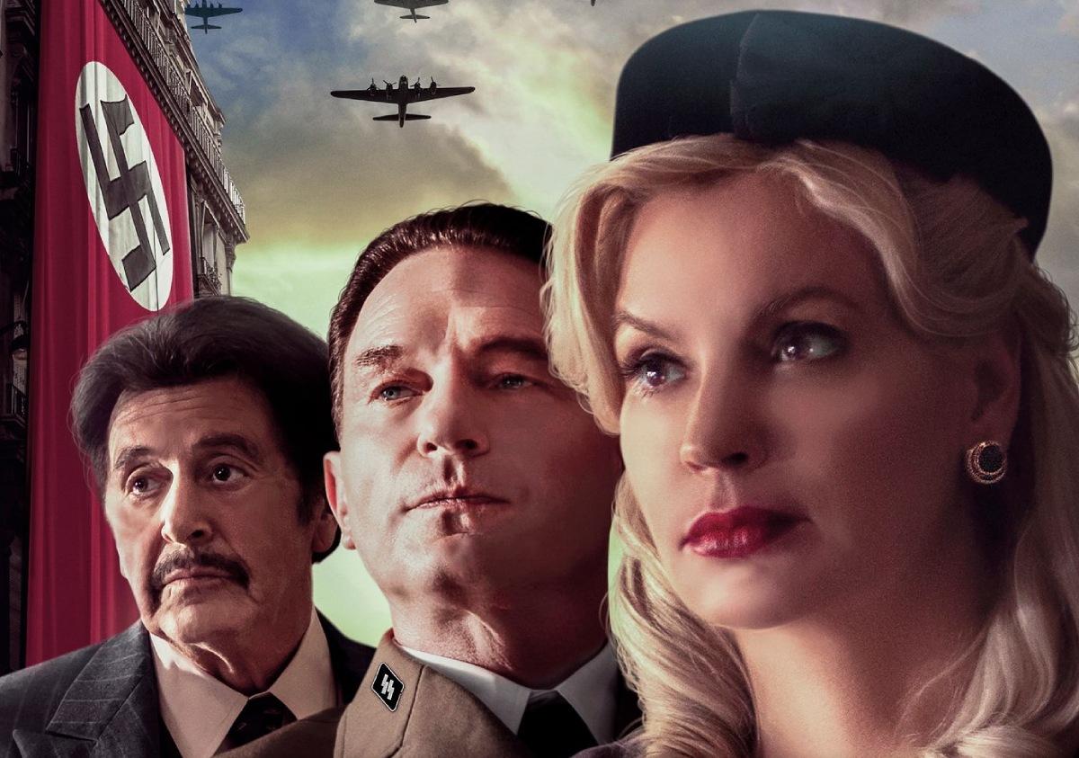 American Traitor - The Trial of Axis Sally با بازی آل پاچینو