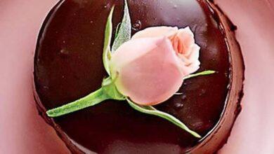 Chocolate Ganash 390x220 - طرز تهیه گاناش شکلاتی برای روکش کیک