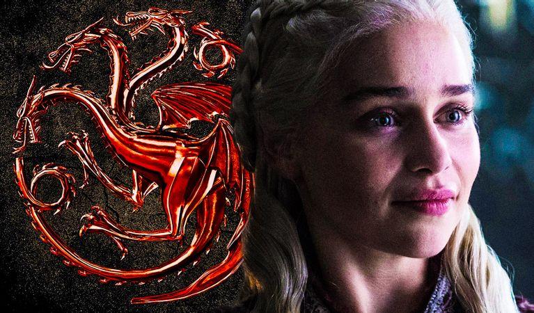 Daenerys Targaryen Game of thrones house of the Dragons  - تفاوت House of the Dragon با بازی تاج و تخت که آن را جذاب تر از قبل می سازد