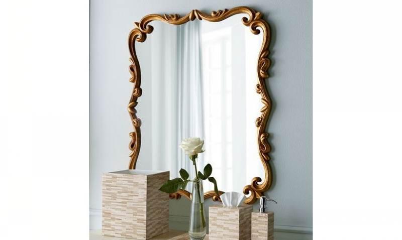 Mirror crack repair 1 - ترمیم ترک آینه در چند مرحله مانند حرفه های ها