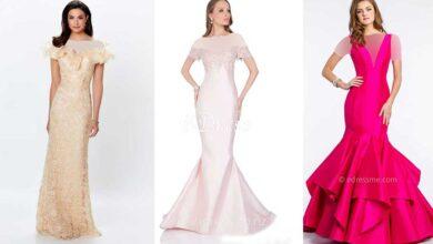 ce965fd1ead8874450770b02b2e28bc7 donoghte.com  390x220 - ۳۰ مدل لباس مجلسی اروپایی ۲۰۲۱ جدید برای درخشیدن شما در مراسم