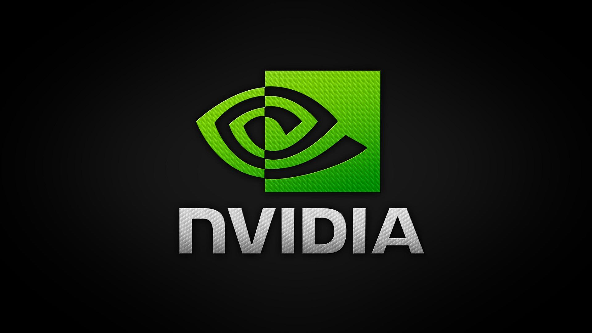nvidia logo wallpaper - خاتمه دادن انویدیا به پشتیبانی از کارتهای گرافیکهای GeForce GTX 700/600