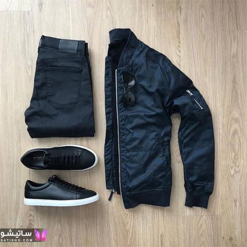 set mardane satisho 38 - بهترین ست لباس مردانه شیک 1400