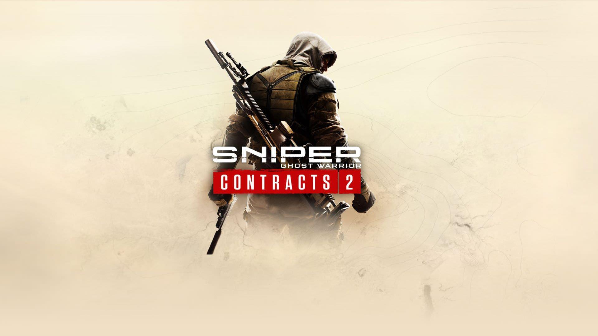 sniper ghost warrior contracts 2 poster - مصاحبه تهیهکننده Sniper Ghost Warrior Contracts 2 در مورد ویژگیهای بازی