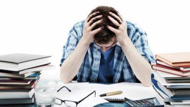 stres 390x220 - راه های غلبه بر استرس و کنترل آن