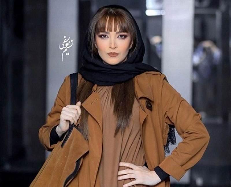 tabatabayi - حاشیه ساز شدن بهنوش طباطبایی به دلیل نوع حجابش!