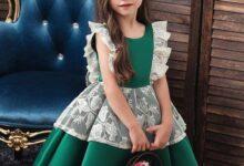www.araas .ir 49 3 220x150 - مدل های زیبای پیراهن مجلسی دخترونه بچگانه شیک