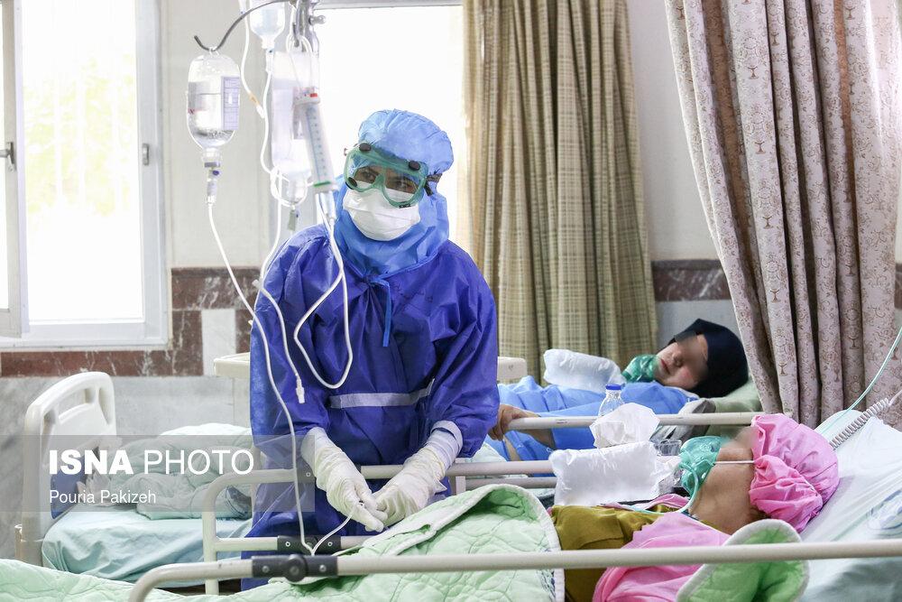 جدید کرونا در کشور تزریق ۴۶۲ هزار دز - شناسایی ۶۴۴۲ مبتلای جدید کرونا در کشور / ۱۲۸ تن دیگر جان باختند
