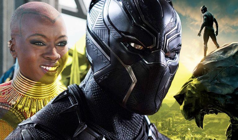 Black Panther Upcoming Movies TV Shows SR - تمام فیلم ها و سریال های اسپین آفی که بر اساس Black Panther ساخته می شوند