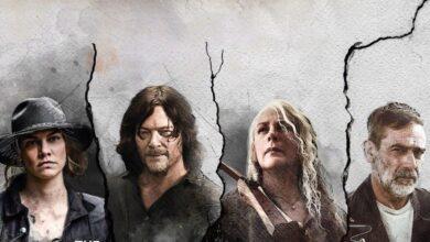 Walking Dead Origins Poster 390x220 - سریال چهار قسمتی و ویژه با نام The Walking Dead: Origins
