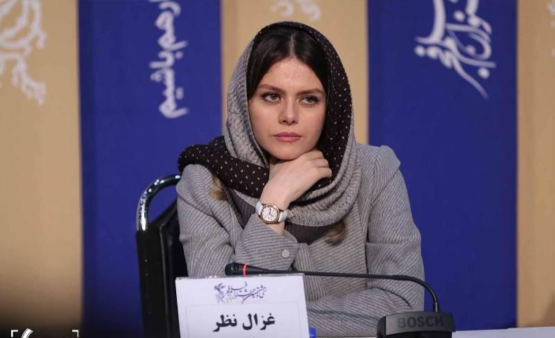 aks khabari 2 - عکس های غزال نظر در جشنواره جهانی فیلم فجر