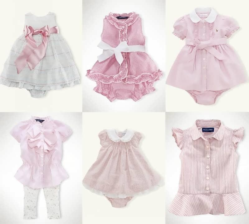 clothes for baby girls 21 1 - مدل لباس نوزادی دخترانه جدید با طراحی زیبا و دوست داشتنی