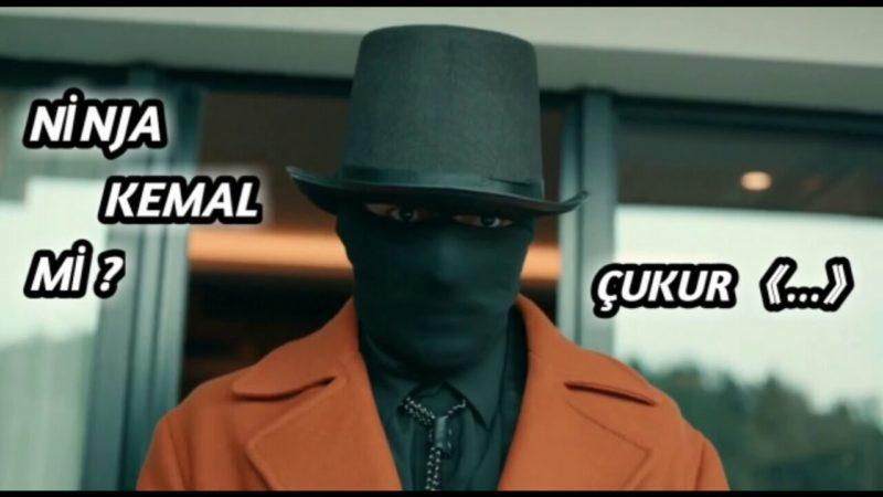 maxresdefault e1623416215344 - نینجای سیاه در سریال گودال کیست ؟ هویت مرد سیاهپوش در مراسم گالا فاش شد !