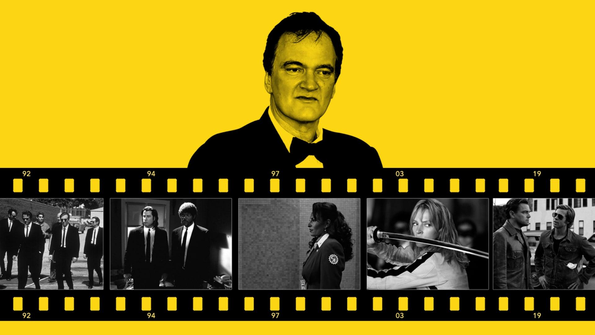 quentin tarantino movies ranked lead - چرا کوئنتین تارانتینو گفته است پس از ساخت فیلم دهم خود بازنشسته خواهد شد؟