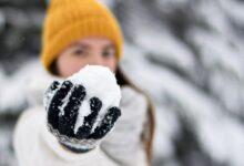 برفی 9 220x150 - 50 عکس پروفایل زمستان جدید