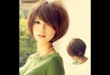 Short haircut for girls 220x150 - مدل موی دخترانه کوتاه جدید و فشن برای مدگرایان