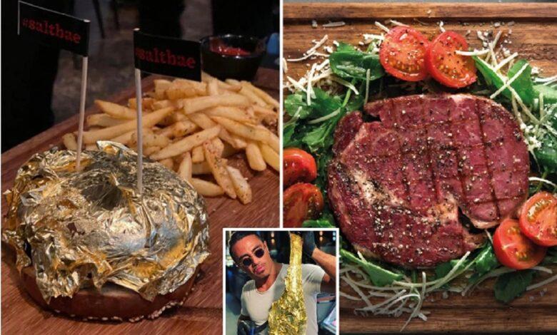 00 11 780x470 - نگاهی به رستوران تازه افتتاحشده نصرت شعبه لندن: یک استیک ۲۳ میلیون تومان