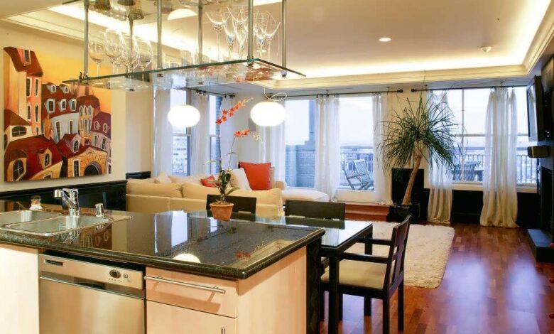 living room Lighting 4 780x470 - راهنمای نورپردازی اتاق پذیرایی و اصول آن